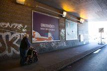 Plakat der Kampagne
